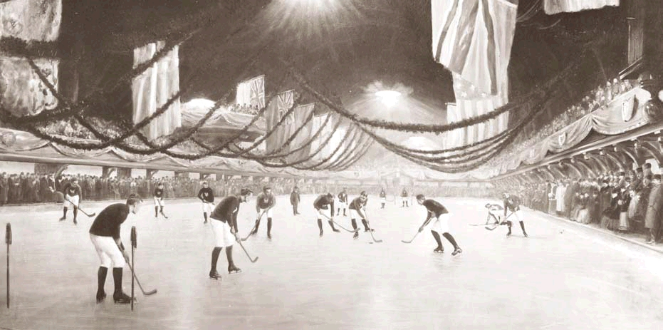 Victoria Rink Montreal