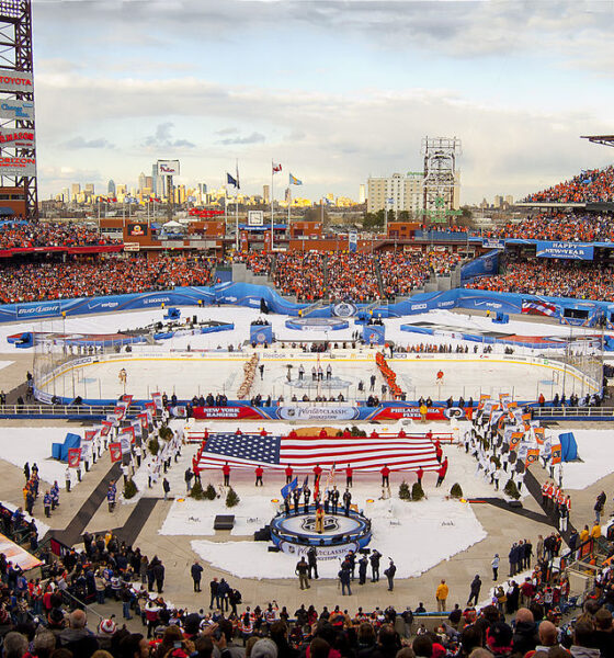 nhl outdoor game
